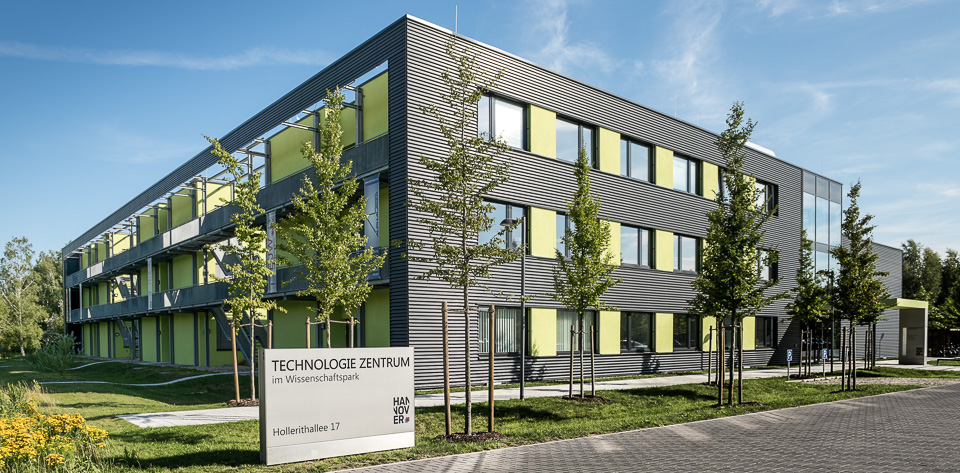 Technology Center Hannover (copyright hannoverimpuls)